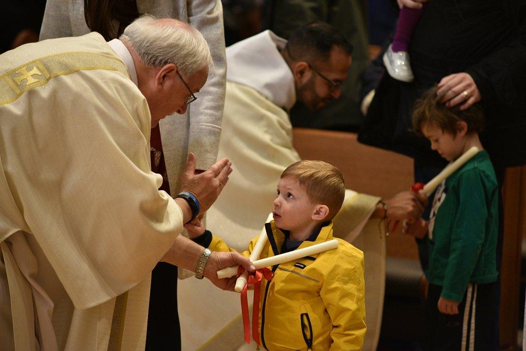 20200202 Bishop Serratelli Pastoral Visit
