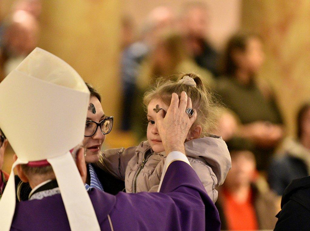 20200226 Ash Wednesday Mass