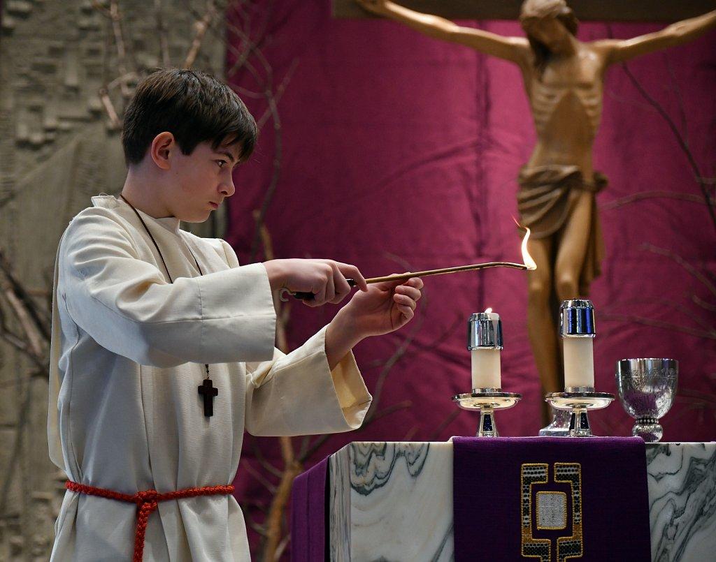 20200307 5pm Mass