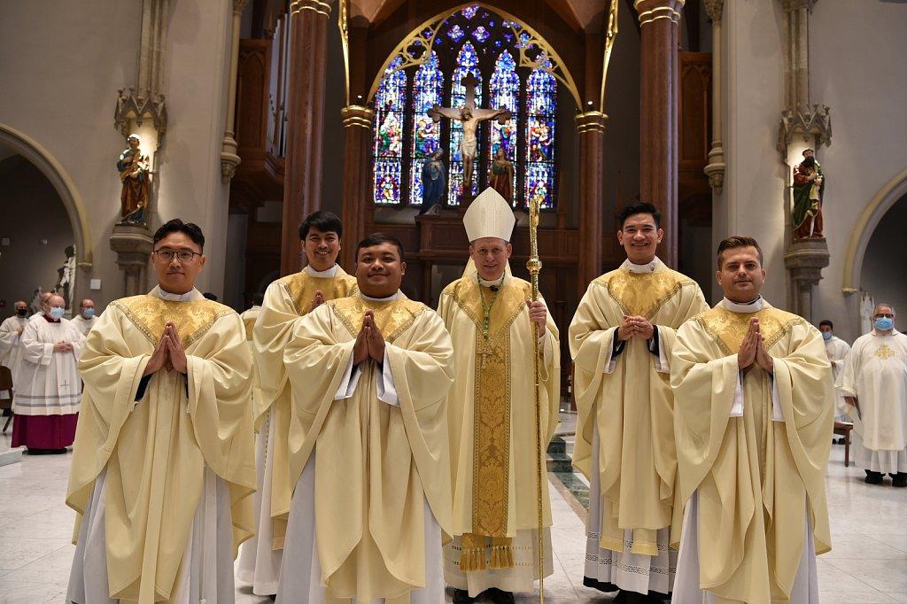 2020 Priesthood Ordination
