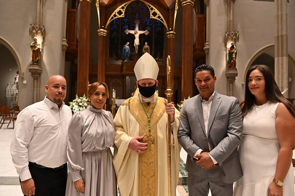2020 Silver Anniversary Mass at The Cathedral of Saint John the Baptist