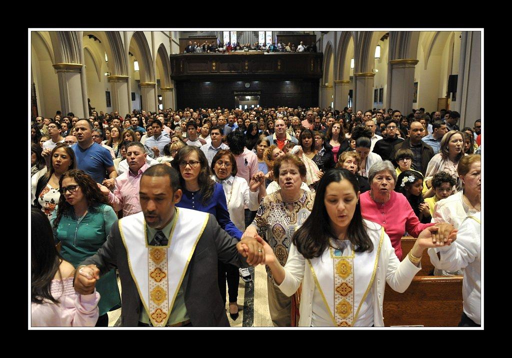 Gathering to Pray