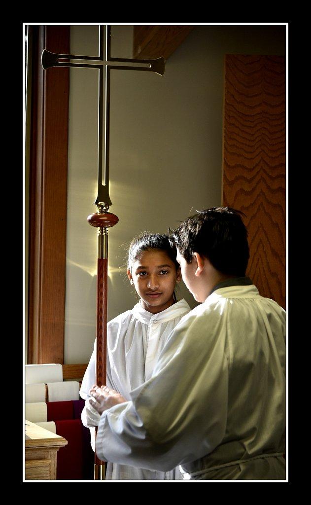 Serving the Church