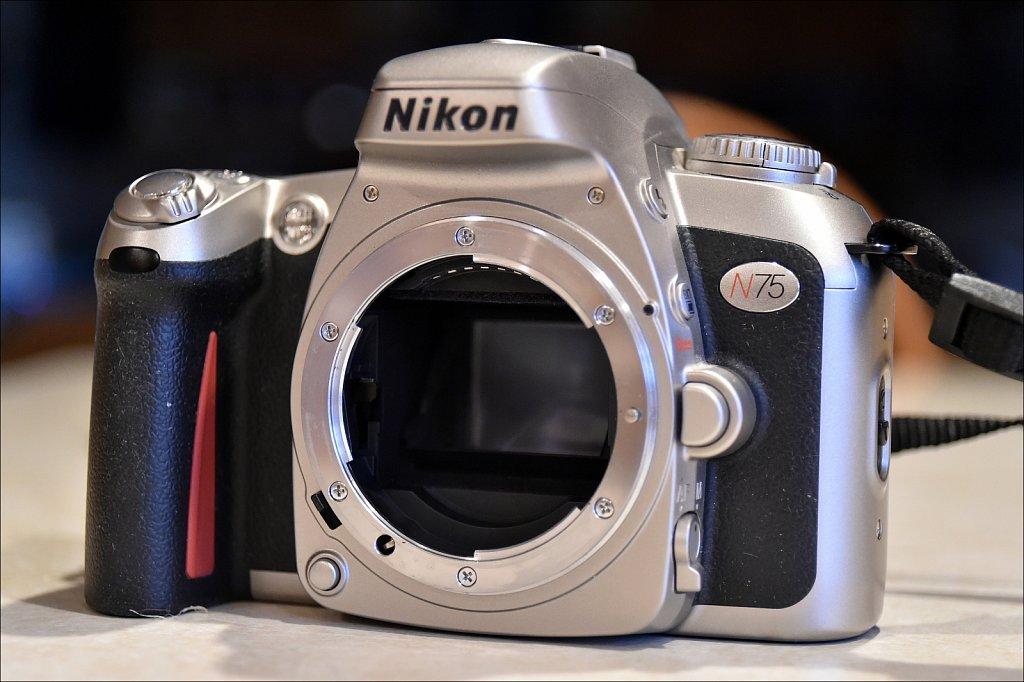 Nikon N75
